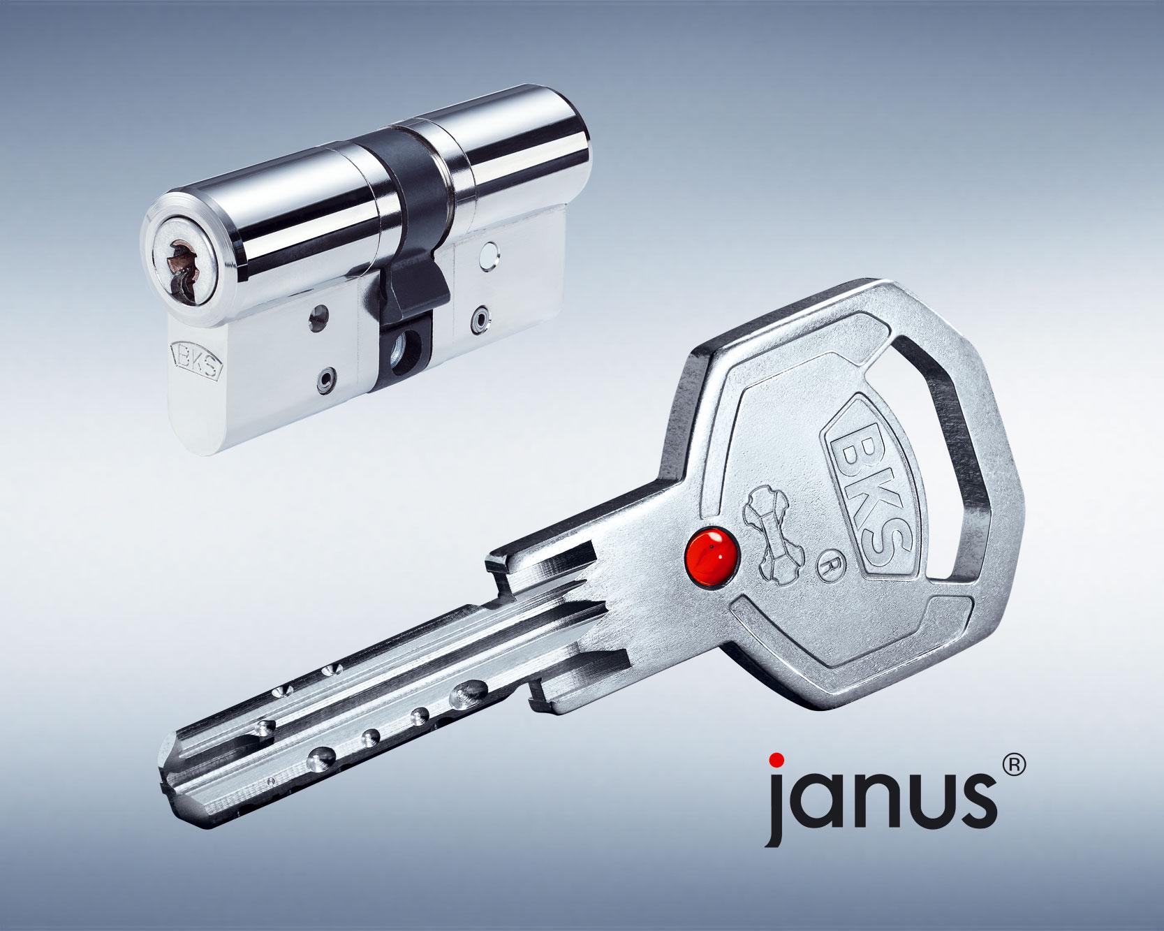 Türschloss Schließzylinder Knaufzylinder mit 3 Schlüsseln 50 x 45mm