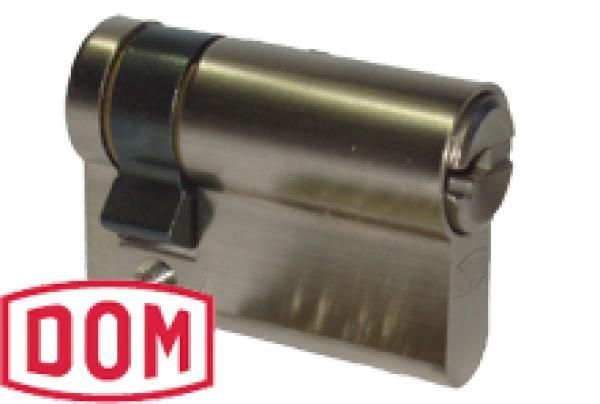 dom schlie zylinder ix6sr profil halb schliesszylinder. Black Bedroom Furniture Sets. Home Design Ideas